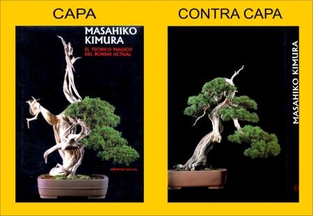 Livro - O Técnico mágico do bonsai atual