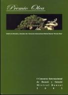 Livro do Prêmio Olea 2003