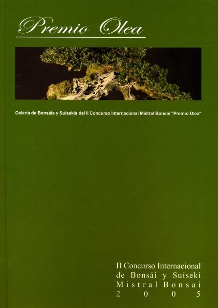 Livro Prêmio Olea 2005