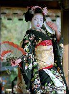 Geisha em Kyoto