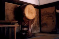 Taiko em ryo templo