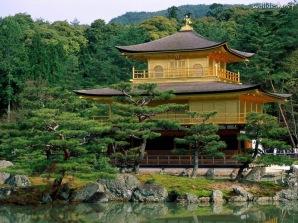 Templo Kinkakuji (Kyoto/Japão)