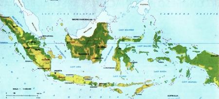 mapa-indonesia