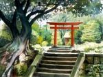 Tori-Shrine