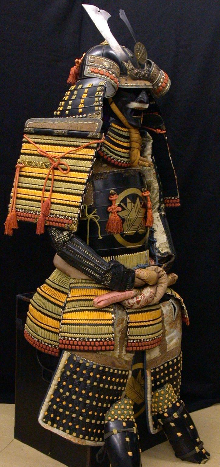 nihon gusoku on pinterest samurai armor samurai and armors. Black Bedroom Furniture Sets. Home Design Ideas