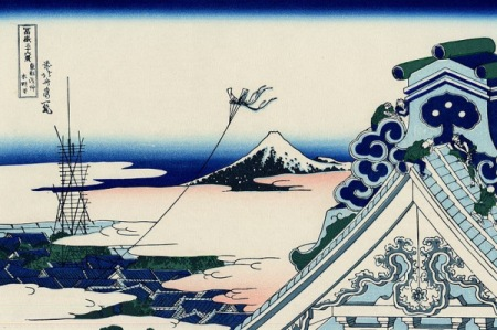 hokusai-asakusa-honganji-temple