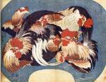hokusai-flock-of-chickens-small