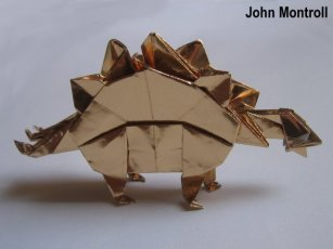 Montroll-Stegosaurus
