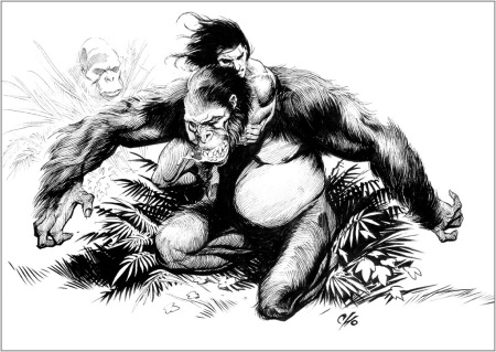 XXX_0561_Frank_Cho_Bride_of_the_Beast_Man_4