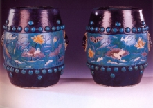 China -Estilo Fa-Hua - Dinastia Ming - séc XVI