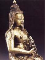 Tibet - Tsundu Tsangpo (Bronze) - séc XV