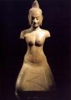 Camboja - Deusa Tara - Periodo Angkor
