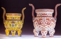 China - Dinastia Qing - 1796/1821