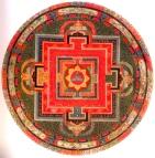 Tibet - 1800 - Vajrakila Mandala
