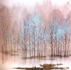 China - Artista: Bai Xueshi 1915 - séc XX