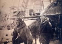 Fridtjof Nansen - 184 Oceano Ártico - Olhos ardentes e barbas geladas
