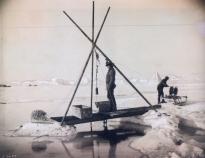 Jof hansen - 1894 - Oceano Ártico - Pesquisa ciêntifica no Ártico