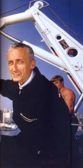 Thomas J. Abercrombie - 1960 - Porto Rico - Jacques Cousteau