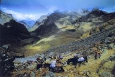 Gordon Miltsie - 2004 - peru - Travessia da agreste serra de Vilcabomba