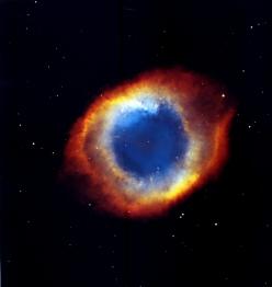 NASA - 2003 - Galáxia Via láctea (A nebulósa Hélice)