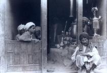 Mayard Owen Williams - 1931 Afeganistão - Bazar - Expedição Citroen Heardt