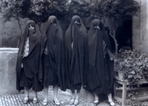 Mayard Owen Williams - 1931 Irã - Estudantes na Pérsia