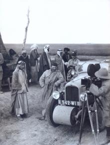 Mayard Owen Williams - 1931 Iraque - Expedição Citroen Heradt