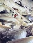 Carsten Peter - 2008 - México - Caverna dos cristais gigantes em Chihuahu