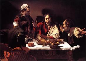 cena-in-emmaus-national-gallery