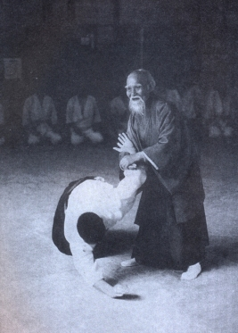aikido-de-morihei-ueshiba