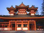 Templo de Nishi. Kyoto Japão