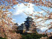 Castelo de Himejijo em Himeji, Kiki Japão