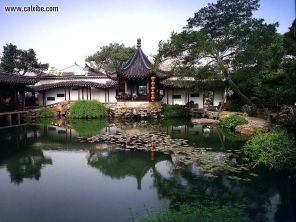 Jardins japonês de Wangshi