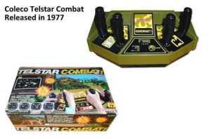 16 Coleco Telstar Combat
