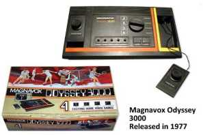 19 Magnavox Odyssey 3000
