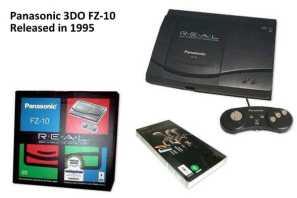 52 Panasonic 3DO FZ10