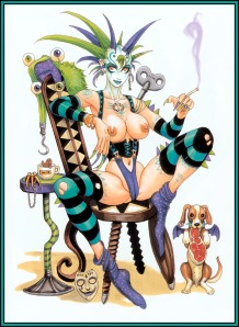 Nirasawa_Yasushi-Chameleon05-Who_The_Fool-D50