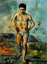 cezanne.bather