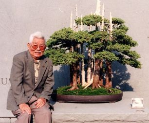 John Naka & Goshin National Arboretum, Washington DC May 2003