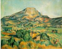 Paul_Cezanne_La_Montagne_Saint_Victoire_Barnes