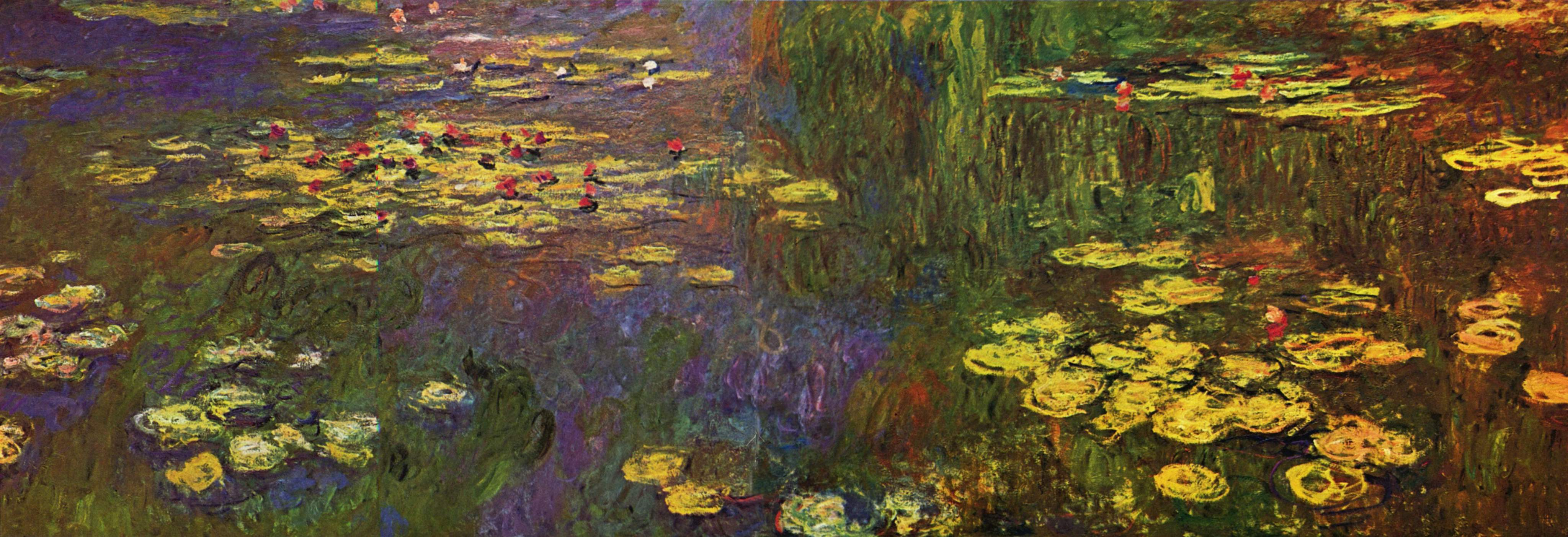 a paper on the life and works of claude monet Claude monet was in almost every sense the founder of after which he exhibited many of his works in monet was resolved never to life in poverty.