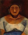 GJ-6531;0; Picasso, Pablo. Farm Woman(half-lenght).