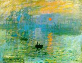 Monet - Impression-Soleil-Levant