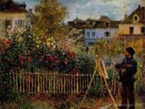 Monet+painting+in+his+garden+in+Argenteuil-1024x768-20068