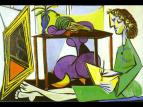pablo-picasso-interior-with-a-girl-drawing