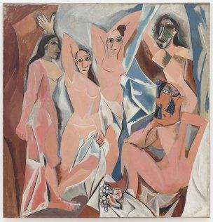 Picasso-Demoiselles2