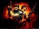Resident Evil 5-Chriis &Sheva