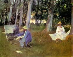 sargent-claude-monet-painting-in-a-garden-1