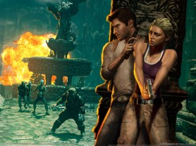 Uncharted Drake's Fortune (Dupla)