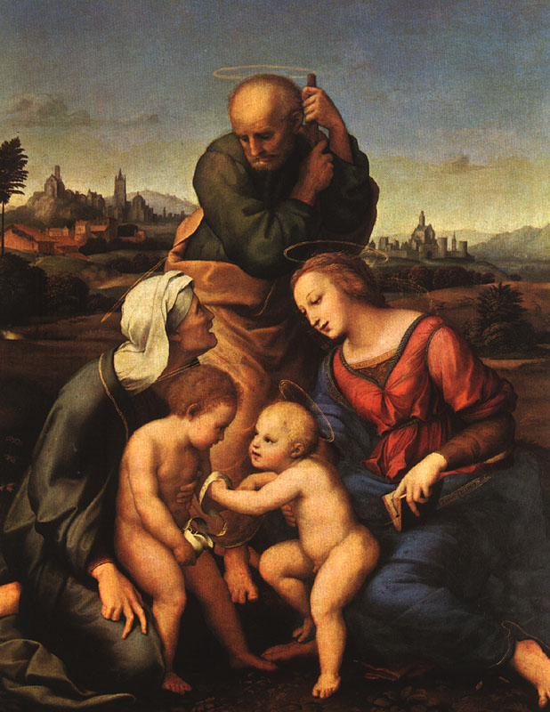 account of the life and works of raphael sanzio A chronological timeline of raffaello sanzio's life either date works as good friday esaak, shelley raphael timeline thoughtco, nov 2, 2015.